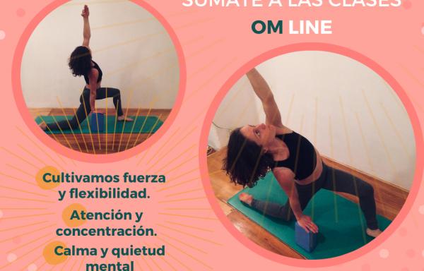 Marisol Moreira – Clases de Hatha Yoga, Ashtanga y Estiramiento