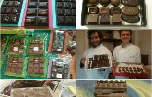 Chocolates Jaguar
