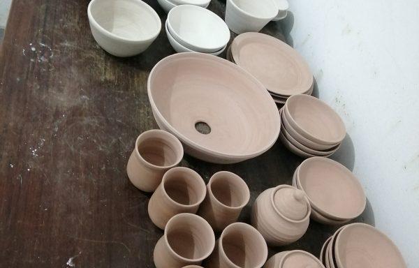 Ceramista, alfarera