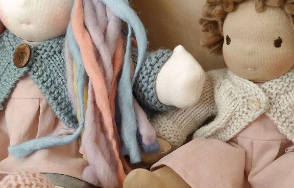 La Tiendita de Emmi. Muñecas inspiradas en la Pedagogía Waldorf