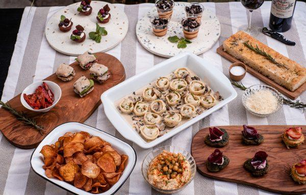 Nuva Catering. Empresa de gastronomía, servicio de catering y salón para eventos