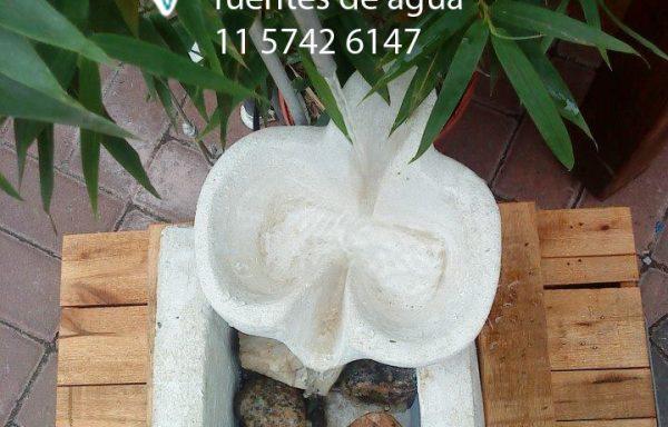 Mariana Berdiñas – Formas de Agua – Fuentes de agua, bachas para baño, flowfoms y esculturas con agua